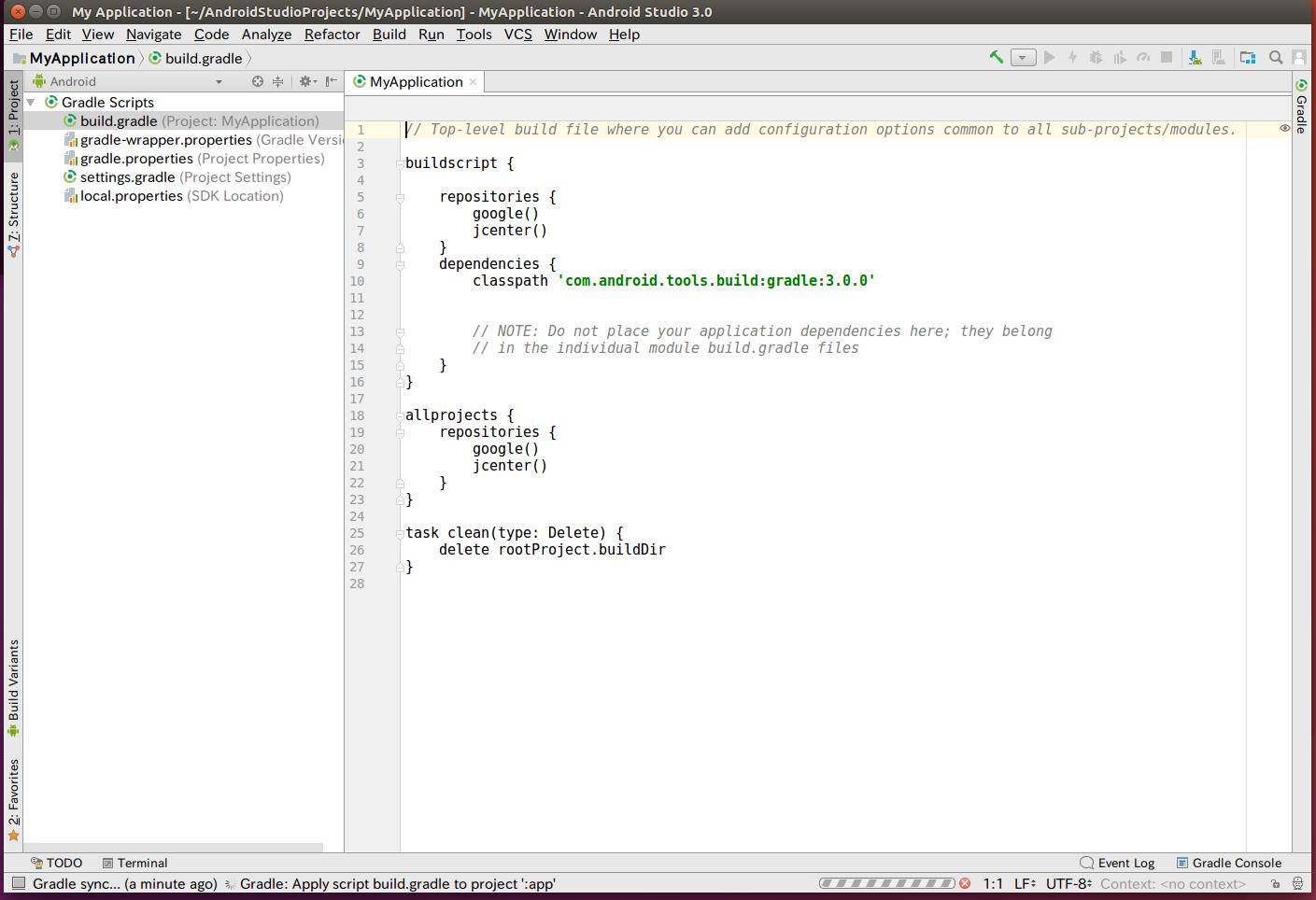 ubuntu-make を用いて,開発環境をインストール(Ubuntu 上)