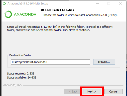 Xming の X サーバソフトウエアのインストール(Windows 上)